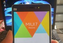 Welcome MIUI
