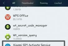 SIM Card Activation xiaomi